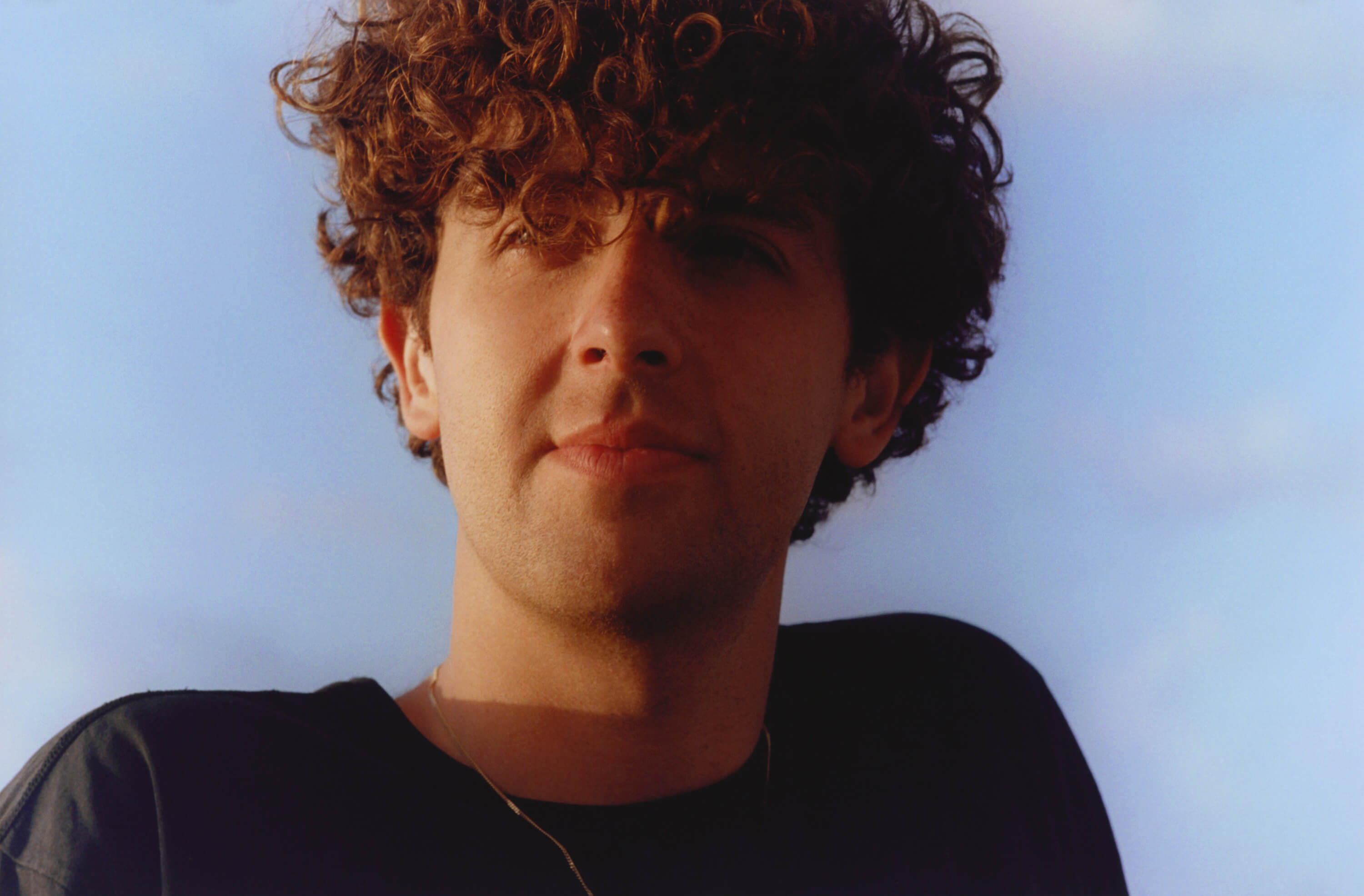 Photography of Jamie XX who is part of Back to Our Roots.
