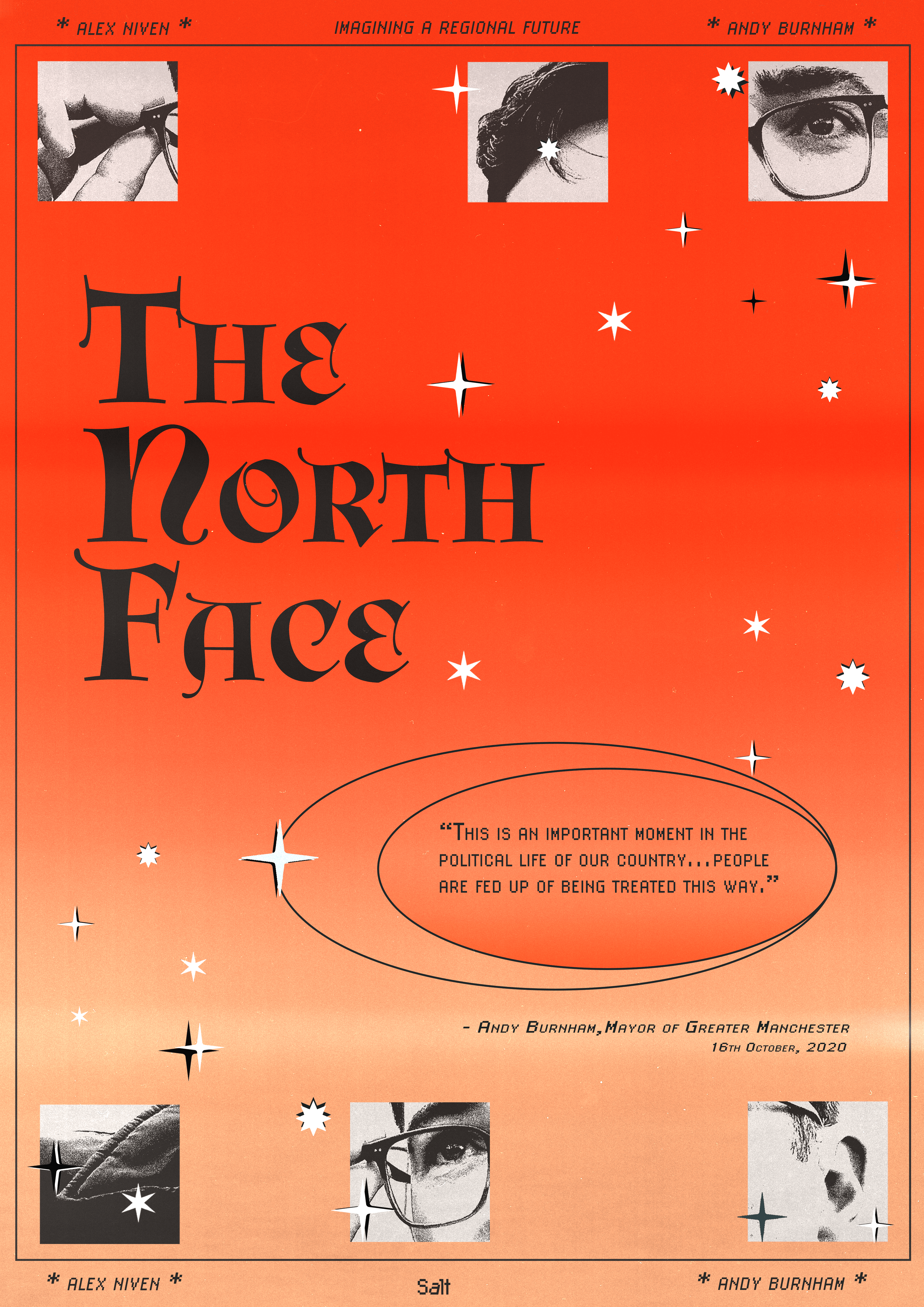 Poster for The North Face