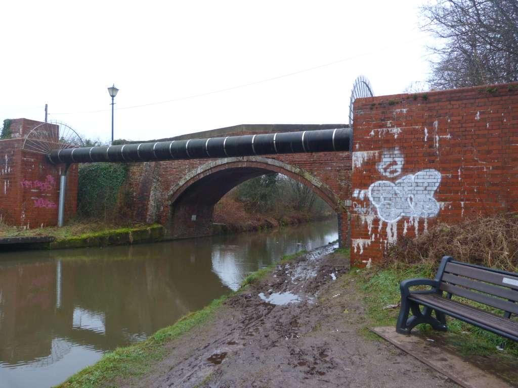 Bridgewater Canal bridge