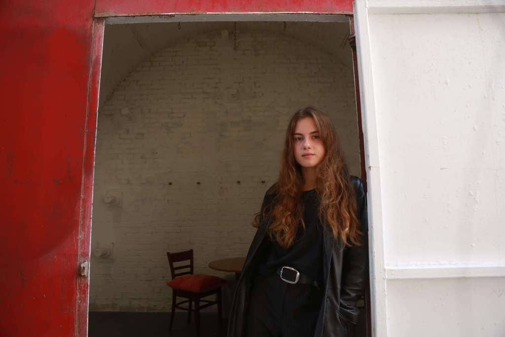 Ellie Pennick, founder of Guts Gallery