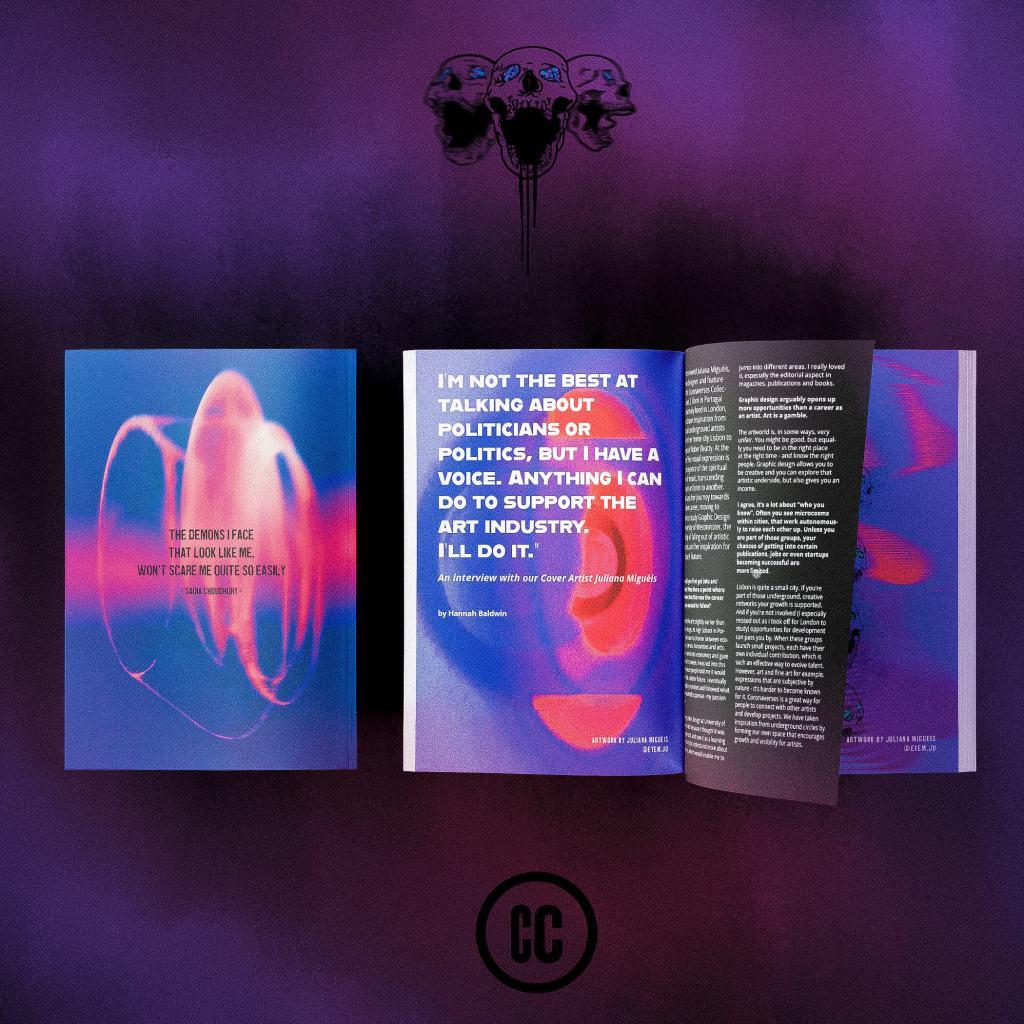 Image of Coronaverses Collective zine